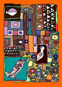 Patchwork Klimt I