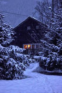 santa's house by emanuele molinari