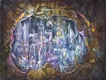 Crystal City von Patricia Allingham Carlson