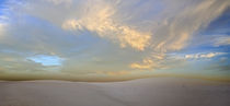 White Sands New Mexico von Luc Novovitch