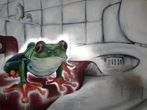 Bathroomcelebrity-frog