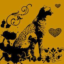 Animals cheetah by Adriana Schiavon
