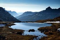 Mountain lake von holka