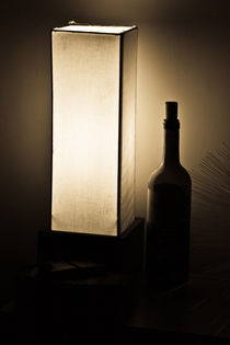 The Wine and the Lamp von Samar Jha