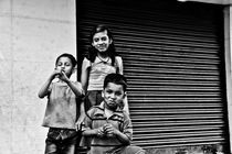 The Children and their Expressions von Samar Jha