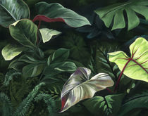 Patio Tropicals # 1 by Stephen Jackson