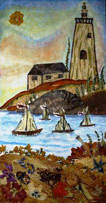Abedinis Island by Irena Kosanovic