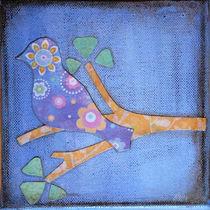 Blue Dove by Sunny Christensen