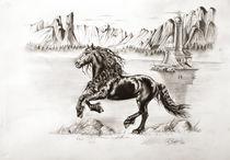 Black Wind von art-imago