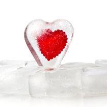 Frozen heart by holka
