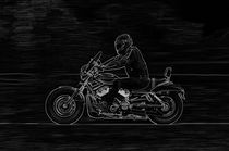 Glowing rider von holka
