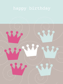 birthday crowns by thomasdesign