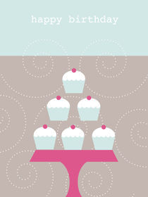 birthday cupcakes by thomasdesign