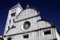 Churchgable by Miroslava Andric