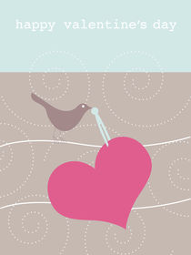 valentine bird von thomasdesign
