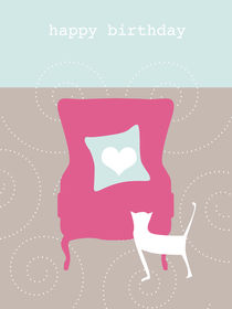 birthday chair von thomasdesign