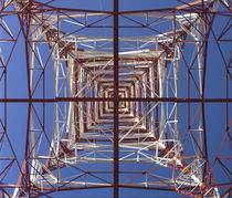 Transmitter Geometry 1 by David Halperin