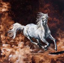 Arabisches Vollblut II by art-imago