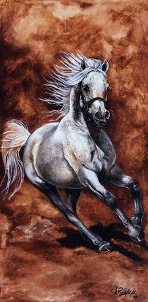 Arabisches Vollblut III by art-imago