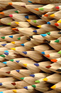 Color pencils by holka