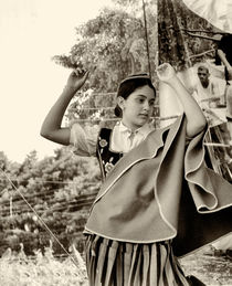 Eternal dance by Florentina Necunoscutu de Carvalho