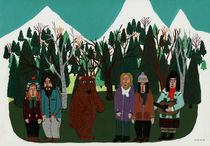 Bärenfieber von Angela Dalinger