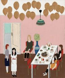 lethargische Party von Angela Dalinger