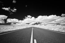 Open Road and Sky by Michael Kloth