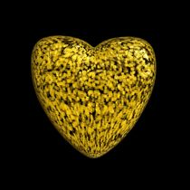 Gold Heart by Philip Roberts