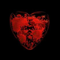 Blood Red Heart by Philip Roberts