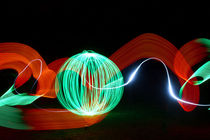 LightPainting X von frenchbear