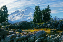 Mount Baker by northwest-scenescapes
