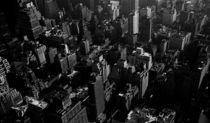 Manhattan from Above von David Halperin
