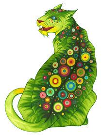 Jungle Cat by Abby Rampling