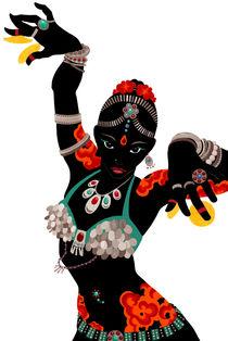 Tattooed Dancer by Abby Rampling