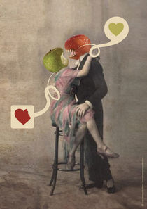 'Loving Apple' by les-hamecons-cibles
