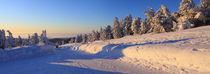 Winterpanorama am Brocken 08 by Karina Baumgart
