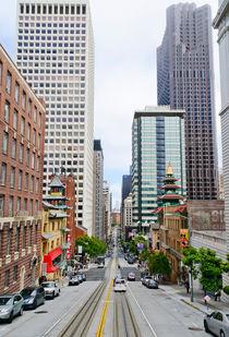 Streets of San Francisco by Wicek Listwan