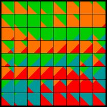 Mosaik 24 von michel BUGAUD