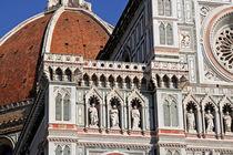 Duomo detail von Miroslava Andric
