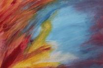 'Orange' by Ivonne Wentzler