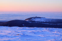 Winterlandschaft am Brocken im Harz 08 by Karina Baumgart