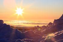 Winterlandschaft am Brocken im Harz 11 von Karina Baumgart