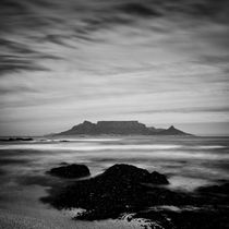 Table Mountain - Study 2 by Frank Stettler
