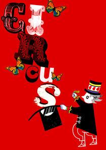 Wonderland Circus - Hatter  von Abby Rampling