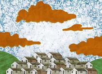 Houses von Andrea Ebert