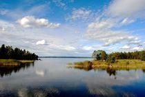 Blick zum See by tinadefortunata