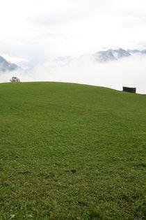 Alpen Wandbild by Jens Berger