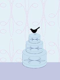 blackbird cake von thomasdesign