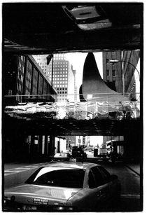 N.Y. Taxi by Simon Pedersen